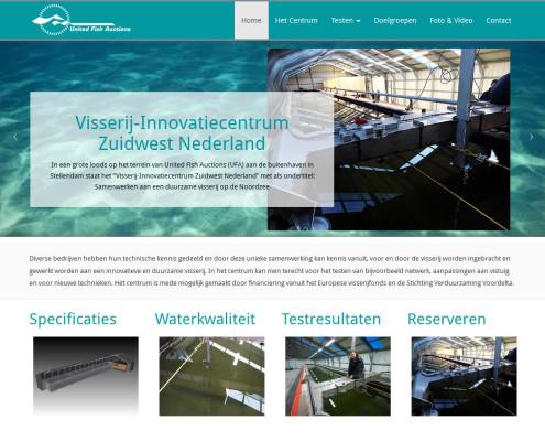 Joomla! website met maatwerk template