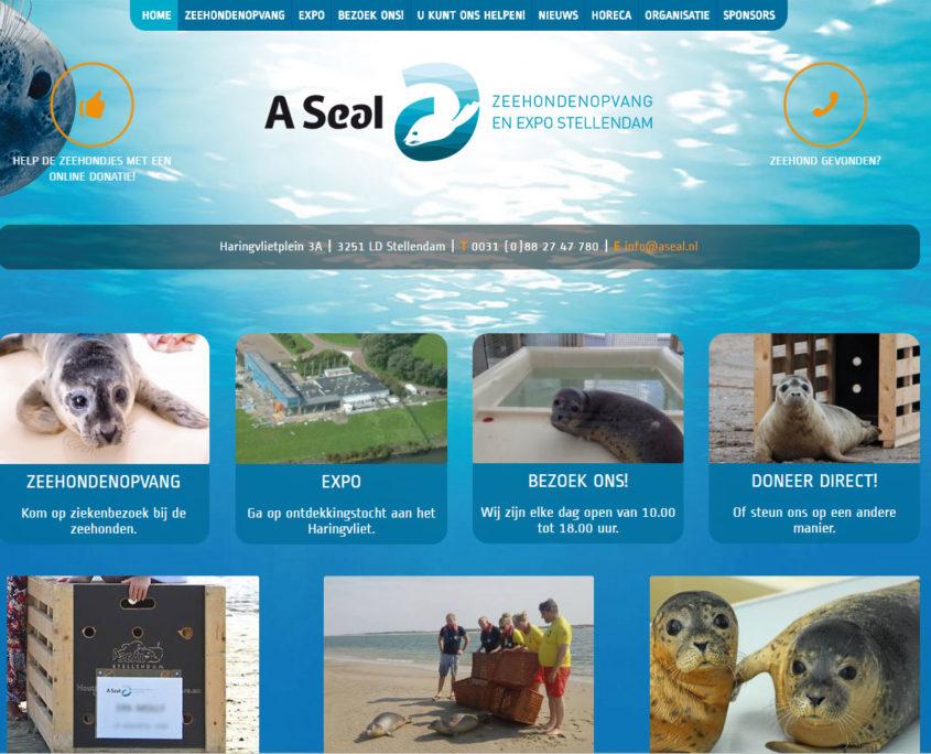 Aseal Zeehondenopvang